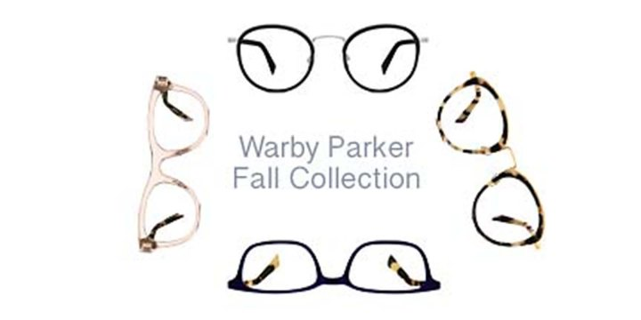Warby Parker Collection Launch